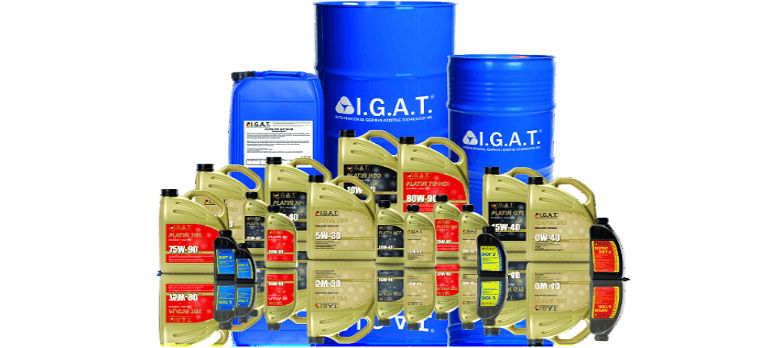 igat blood as antibiotics